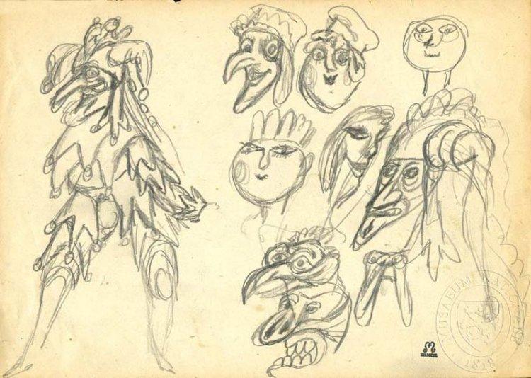 Esbirky Cz Figuralni Namety Portrety Karikatury